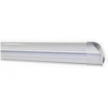 Set 3-Rohre 90cm Neon T5 auf Halter Aluminium günstige LED-Beleuchtung
