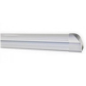 Kit Tube Neon T5 LED 60cm 9w Aluminium Unterstützung