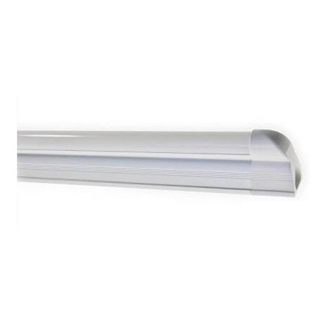 Kit Tube 120 cm Neon T5 on aluminium economic lighting support