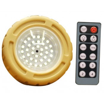 12 - 24V remote control lighting intensity dimmer