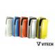 Vitech automatic hand dryer dual air-jet white
