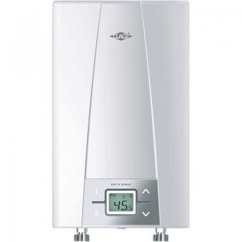 Riscaldatore elettronico riciclaggio per doccia e lavandino modello CEX 9 elettronico MPS 6