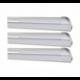 Pack of 3 Kit Tube 120 cm Neon T5 on aluminium economic lighting support