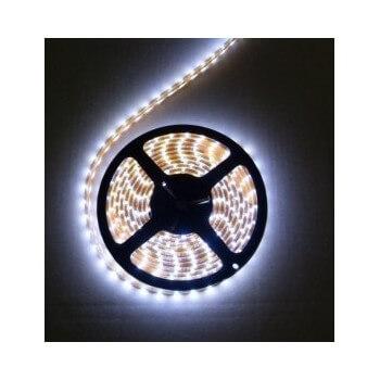 Cinta adhesiva 5 m del LED blanco intenso verde sensación