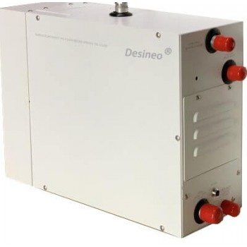 Steam Generator For Hammam 4Kw Desineo for Professional Use or Domestic Automatic Draining