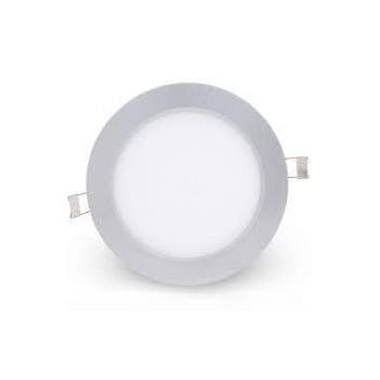 Panel led round 6w warm white 6W 12cm with transformer