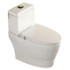 Automatic toilet Japanese seat without electricity Bodyclean