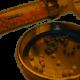 Spa shower head to 3 negative ions ceramics