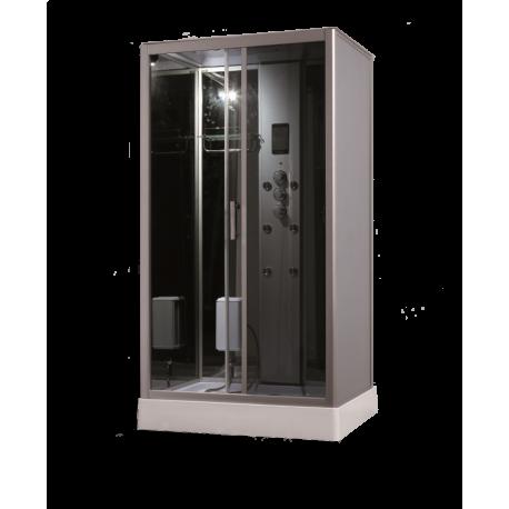 Shower cabin steam room 120 x 90 full options