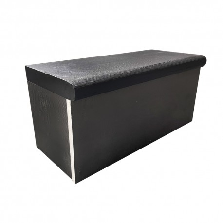 Banc arrondi avec angle 2x1000 mm x 470 mm prêt à carreler en XPS à assembler pour hammam salle de bain