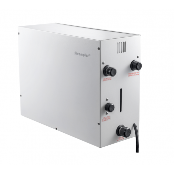 Générateur De Vapeur Pour Hammam 4Kw Steamplus 2021 à Usage Professionnel Ou Domestique vidange automatique