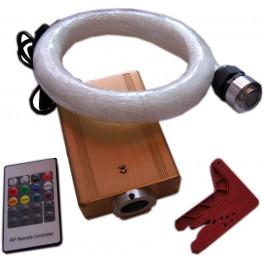 Kit fiber optic white 16 W Skyled