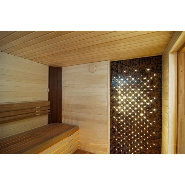 kit fiber optic white 16 w skyled desineo. Black Bedroom Furniture Sets. Home Design Ideas