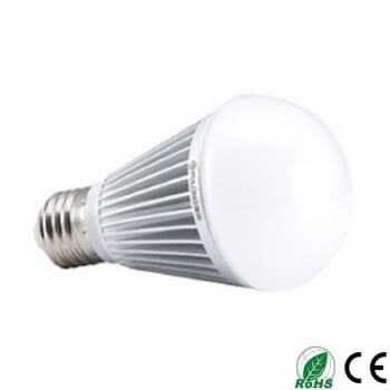 E27 7w LED bianco neutro 7 W lampadina