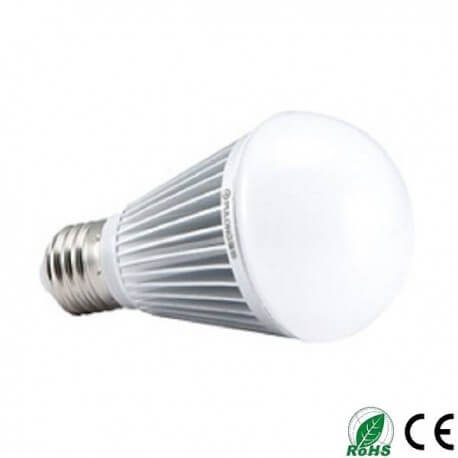 E27 de 7w LED blanco neutro 7 W bombilla