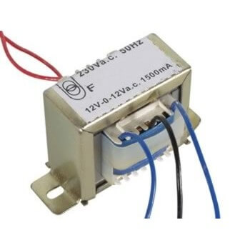 Transformer 12v to spare for steam generator