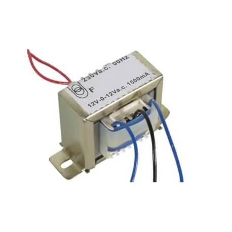 Transformer replacement for steam generator 12v