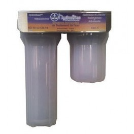 protection against tartar with integrated pre-filter 160 m3