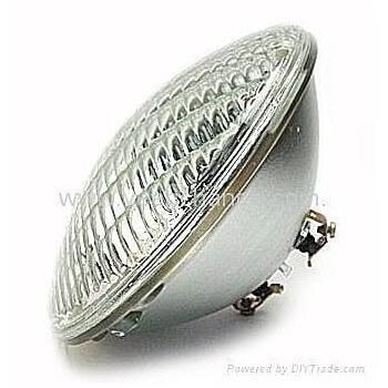 Lampadina LED bianca (caldo / hot) -252 LED PAR56 piscina