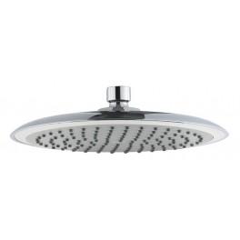 Round shower head 23cm diameter ABS chrome