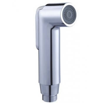 """Head gun"" Spray Gun in ABS Chrome shower head"