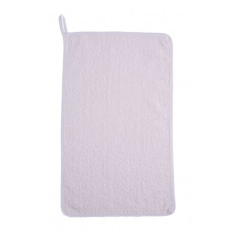 Towel white 30 x 50 cm 100% cotton 420 gr / m2