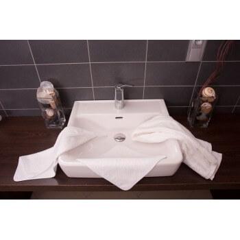 Handtücher (Set mit 5 St.) 30 x 50 cm 100% Baumwolle