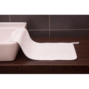 Set di 5 asciugamani per le mani 30 x 50 cm 100% cotone