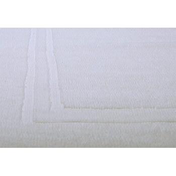 Badematte (Set mit 5 St.) 70 x 50 cm 100% Baumwolle 5700 g / m2 für Hotels, Spa, Schwimmbad