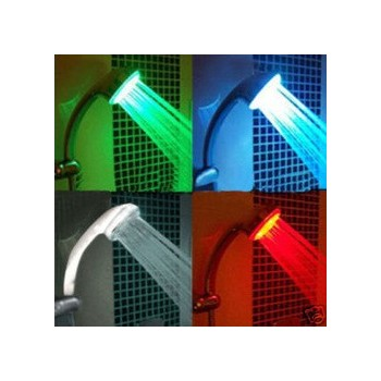 Shower head 7 color led