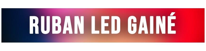IP68 220V revestimiento cinta LED impermeable