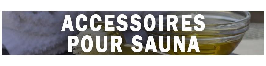 Accesorios para Sauna