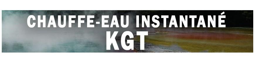 Calentador de agua inmediato KGT