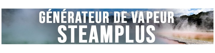 Generador de vapor STEAMPLUS ®