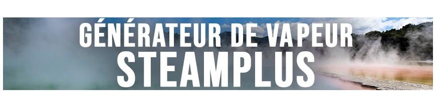 STEAMPLUS® Dampfgenerator für Hammam