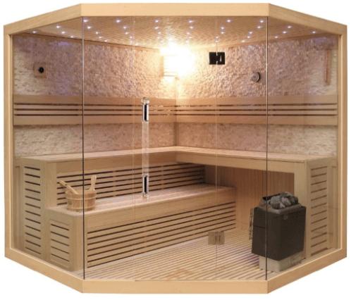 Sauna Lutece